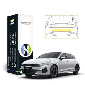 K5 3세대 2020 자동차용품 PPF 필름 트렁크도어 1매