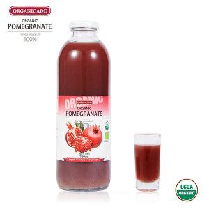 엘리트 터키 유기농 석류주스 100% 700ml