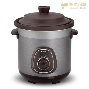 렉스 슬로우쿠커 전기냄비 KP-2060(6L/찜/각종요리)