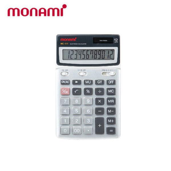 모나미 계산기 MC-111 사무용계산기