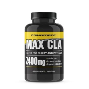 PrimaForce Max CLA 2400 공액리놀레산 180 Softgels