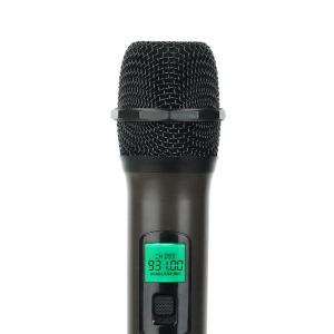 이지넷 NEXT-31MIC 앰프 주파수 노래방 무선 마이크