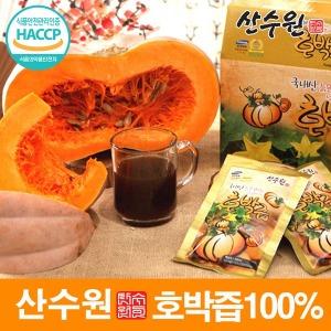 호박즙 물없이 호박원액100% 호박즙 1박스(30팩)