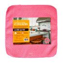 초 극세사 요술 크리스탈 행주 중형 10p 핑크