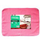 초 극세사 요술 크리스탈 행주 대형 10p 핑크
