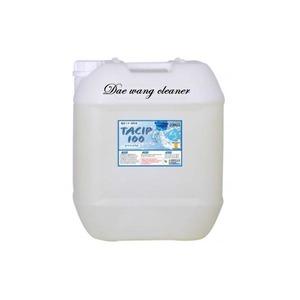 알카리성 배관세척제 TACID-1000 A제  20kg