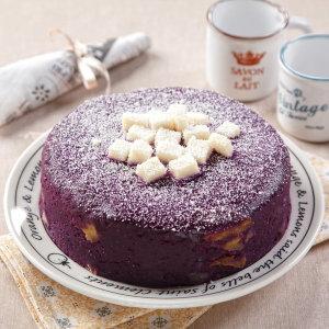 힐링펫 강아지케이크 자색고구마 CAKE