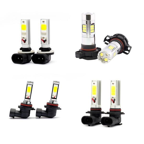 자동차 7W LED안개등 2개1세트 / 포그램프