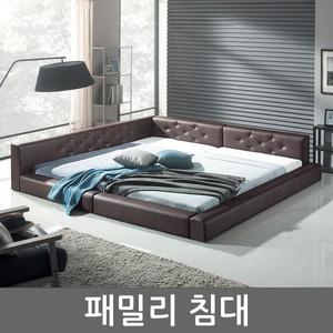 하포스 패밀리침대 국내산/저상형침대/침대프레임