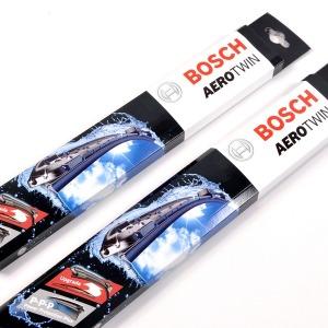 보쉬 에어로트윈 와이퍼 2개1세트 자동차 차량용품