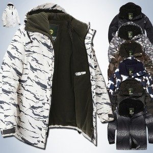 남녀공용 방수 방풍 밀리터리 보드복 스키복 자켓