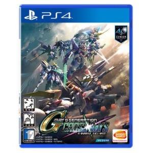 PS4 SD건담 G제네레이션 크로스레이즈 초회판 신품