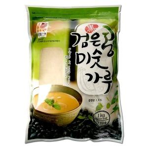 뚜레반 검은콩미숫가루1kg