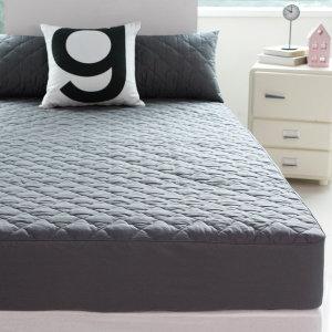 순면누빔 침대 매트리스커버 킹 K 165210cm