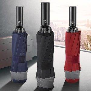 마이브렐라 10K  3단자동 거꾸로 양우산 엣지 UPF50