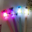 LED 드래곤 라이트 볼펜 귀여운 캐릭터 볼펜 선물 추전