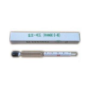 염도계 보메도 염도측정 범위: 0 ~ 40% 측정