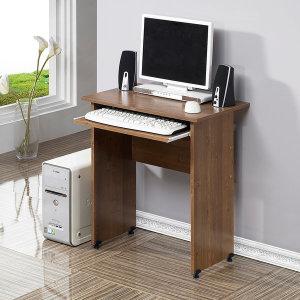 일자책상 컴퓨터책상 키보드책상 입식책상 작은책상