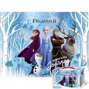 200피스 퍼즐 겨울왕국2 화이트 (TPD200-005K) 퍼즐