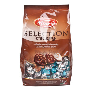 위토스 크리스피 셀렉션 초콜릿 1kg/허쉬/초콜렛
