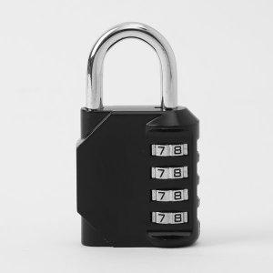 심플락 4자리 번호자물쇠 / 다이얼자물쇠