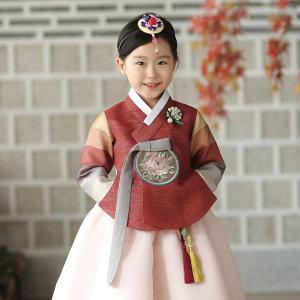 레쁘띠  GR657-강희 여아한복 아동한복