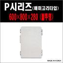 박스코 / BC-AGP-608028-(600-800-280)+철중판 불투명