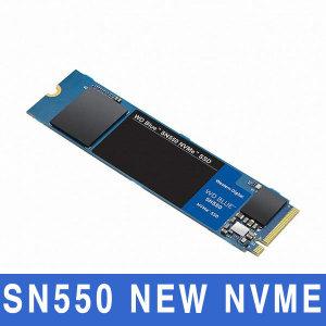 3D Blue SN550 NVMe SSD M.2 2280 500GB / WD
