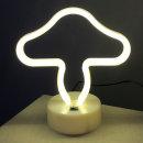 OMT 캠핑 휴대용 LED 네온 조명 USB+건전지 OL-N24