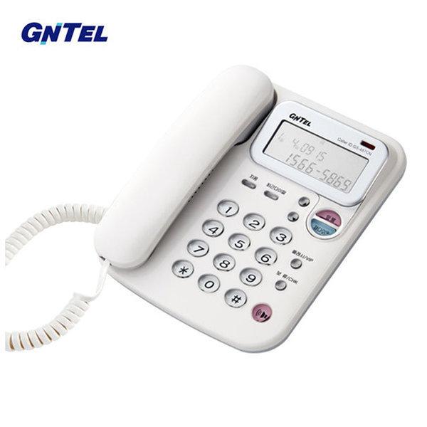 LG전자 유선전화기GS-487CN/온후크기능/플래시/착신