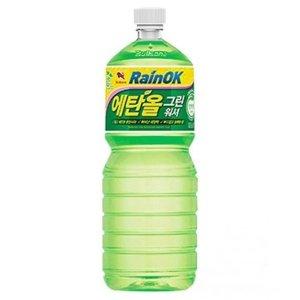 불스원 레인OK 에탄올 그린워셔 1.8L 발수코팅