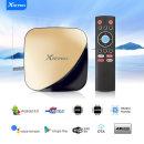 X88 PRO 셋톱박스TV박스 안드로이드9.0 2+16GB 골드