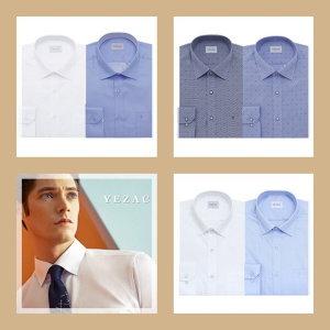 예작셔츠  남성 일반핏 와이셔츠 6종 택1