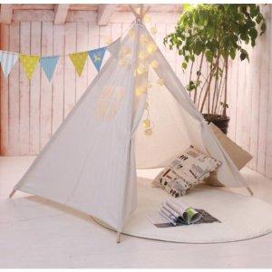 실내 캠핑 파티 용품 소형 아이 가족 인디언 텐트