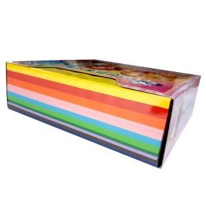 같은색 색종이 400매 시크릿 쥬쥬 밝은색지 접기놀이