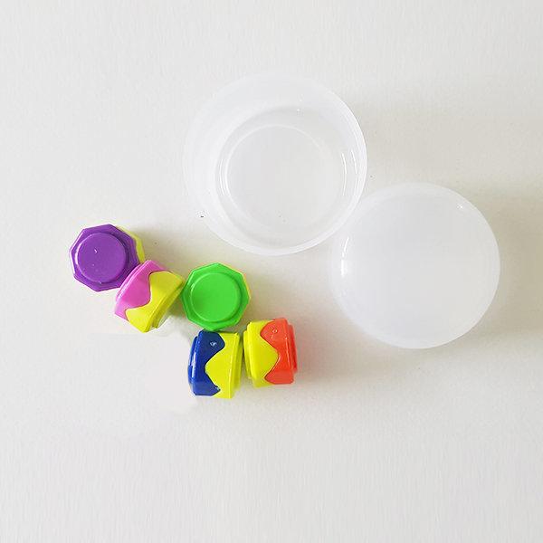 색동공기/색동 공기알 공기놀이 공깃돌 전통 놀이