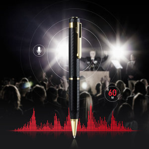 볼펜녹음기 휴대용 장시간 음성 녹음 보이스펜 16G