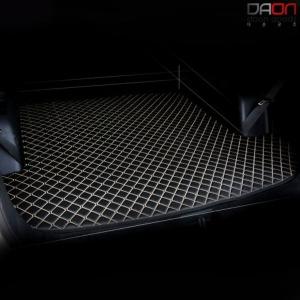 4D 입체퀼팅 기아 K9 가죽트렁크매트
