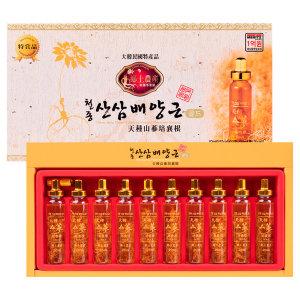 지엠생활건강 프리미엄 천종 산삼배양근 20ml 10병