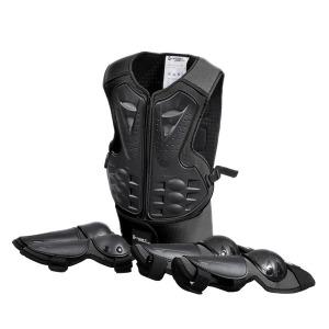 키즈 스케이트 보드 몸통 보호대 팔꿈치 무릎 패드