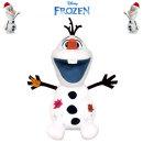 겨울왕국 올라프2-낙엽 25cm 인형 눈사람 캐릭터 애착