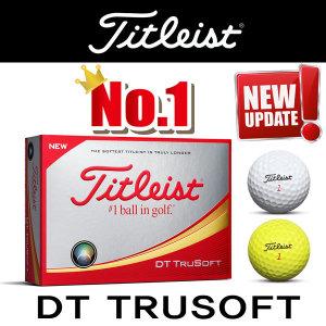 최신형 DT TRUSOFT 트루소프트 골프공 12구 / 판매1위