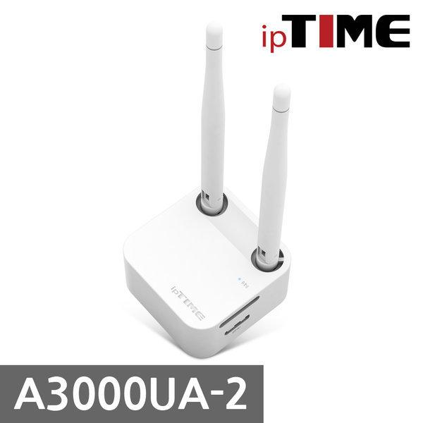 무료배송 아이피타임 A3000UA2 AC1200 무선랜카드