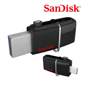ULTRA DUAL OTG DRIVE USB3.0 128GB SDDD2