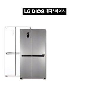 LG디오스 매직스페이스 821L  메탈퓨어  S831S32