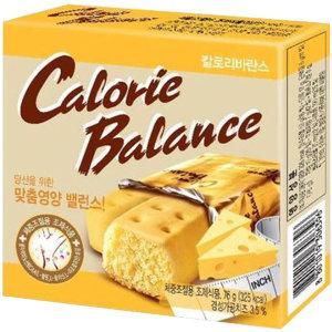 해태제과 칼로리바란스 치즈 76g/간식/다이어트