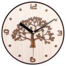 생명수 벽시계 무소음 인테리어 벽걸이시계 (New)