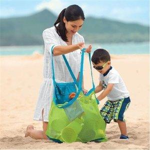 여행용 비치백 장난감바구니 물놀이 가방 비치백가방