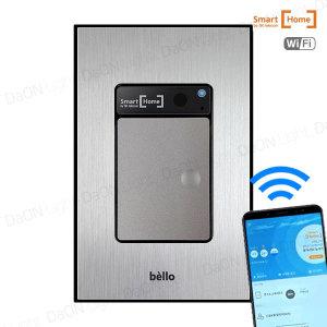 벨로 스마트 홈 IOT 리모컨 스위치 1구 조명 전기