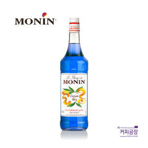 모닌 블루 큐라소 시럽 1L